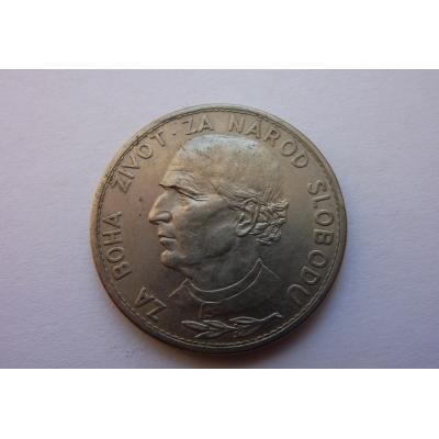 Slovenský štát - 5 korun 1939