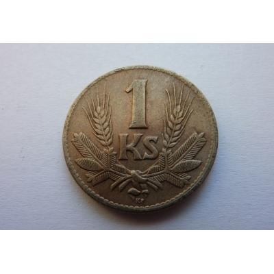 1 Krone 1942