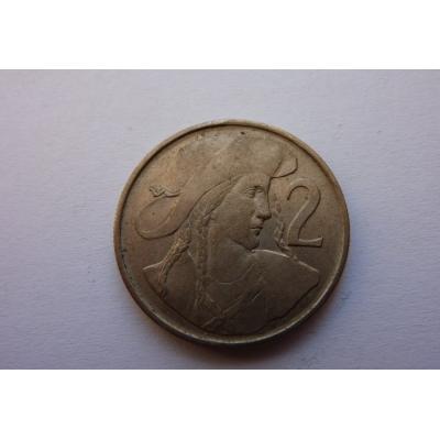 2 Kronen 1948