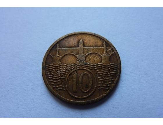 10 haléřů 1932