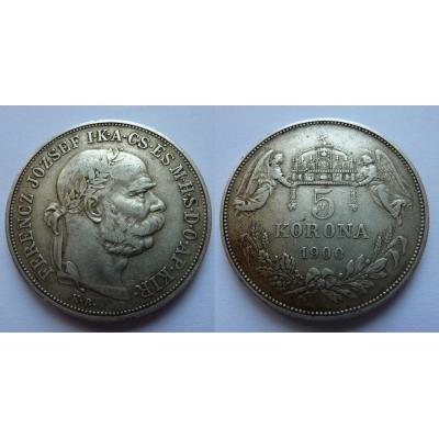 5 Crown 1900 k.b.