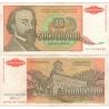 Jugoslávie - bankovka 5 000 000 000 dinara 1993