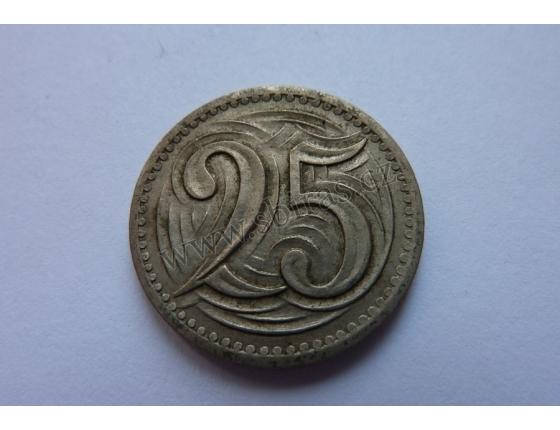 25 Heller 1933