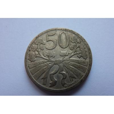 50 Heller 1921