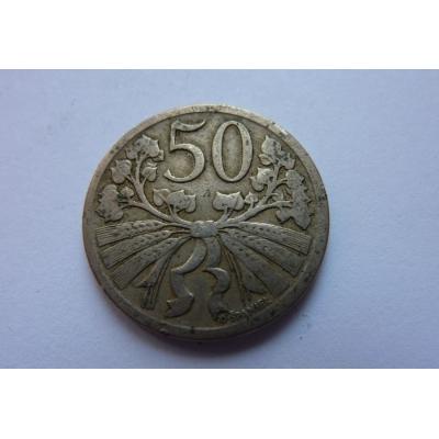 50 Heller 1924