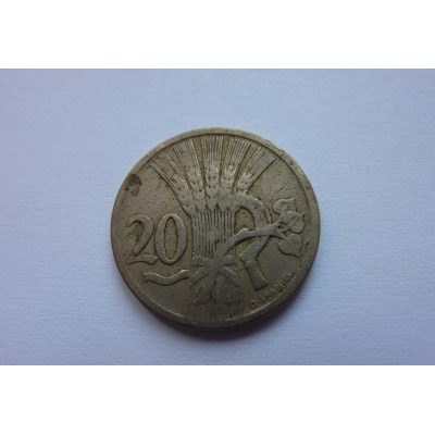 20 Heller 1924