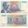 Jugoslávie - bankovka 500 000 000 dinara 1993