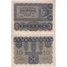 Rakousko - bankovka 10 korun 1922