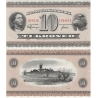 Dánsko - bankovka 10 kroner 1936