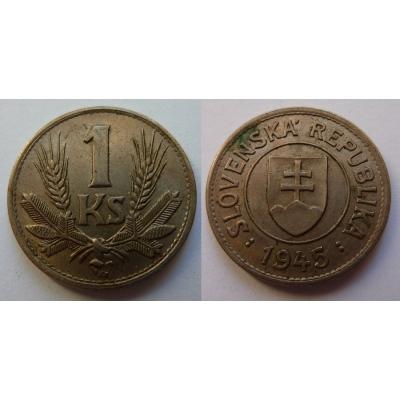 1 Crown 1945