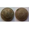Slovenský štát - mince 1 koruna 1945