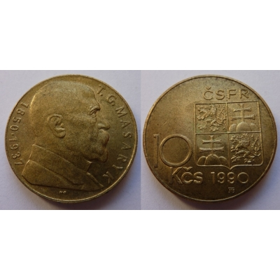 10 Kronen 1990