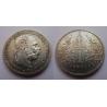 František Josef I. - stříbrná mince 1 koruna 1901