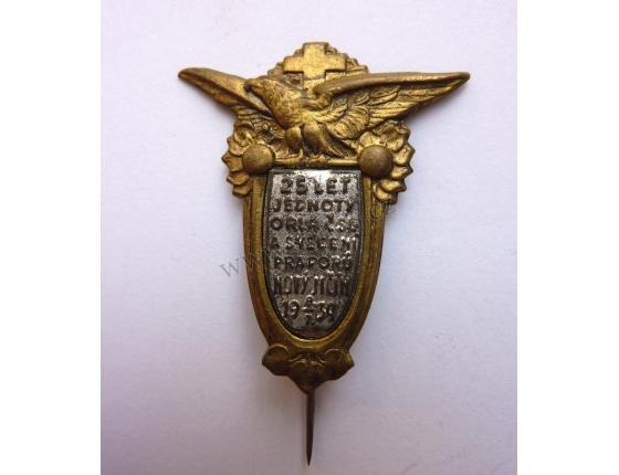 25 let jednoty Orla a svěcení praporů, Nový Jičín 1939