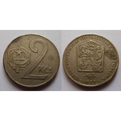 2 Kronen 1972