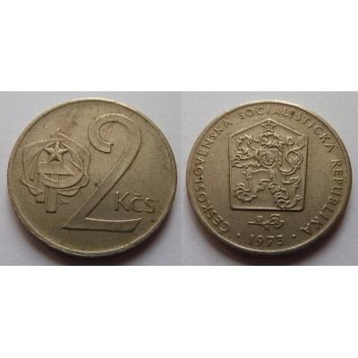 2 Kronen 1973