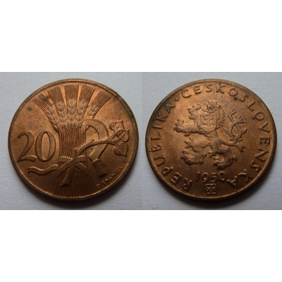 20 Heller 1950