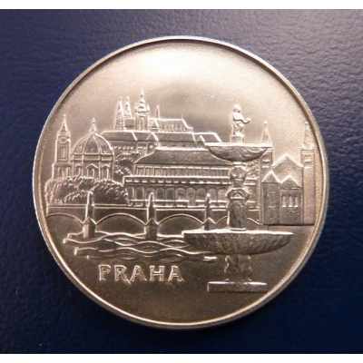 50 korun 1986 Praha