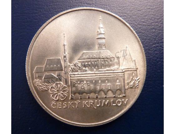 10 korun 1986 Český Krumlov