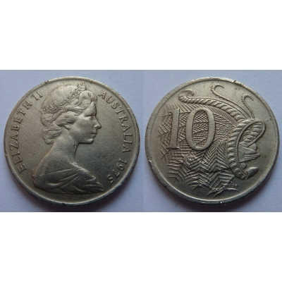10 cents 1975