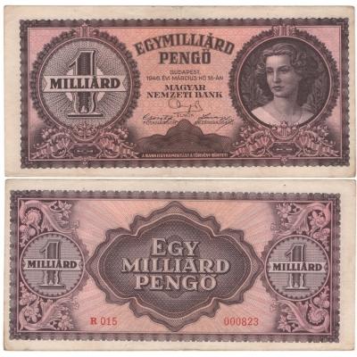 10 000 Pengo 1945