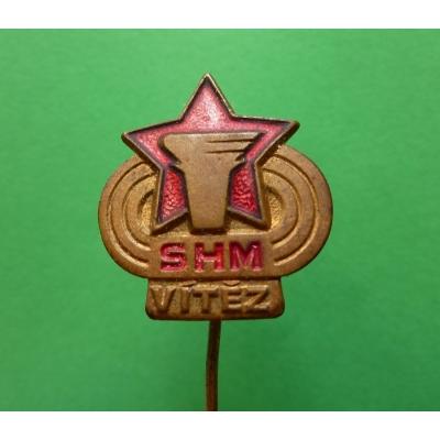 Sokol - sportovní hry mládeže, odznak pro vítěze