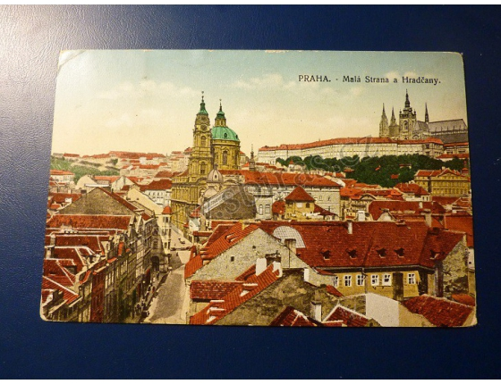 Praha - Malá Strana a Hradčany
