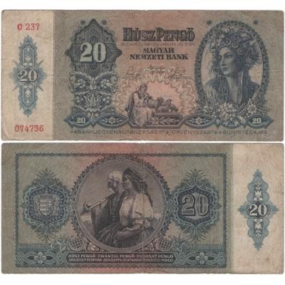 20 Pengo 1941