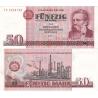 Východní Německo - bankovka 50 marek 1971