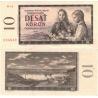 Czechoslovakia - 10 crowns banknote, 1960