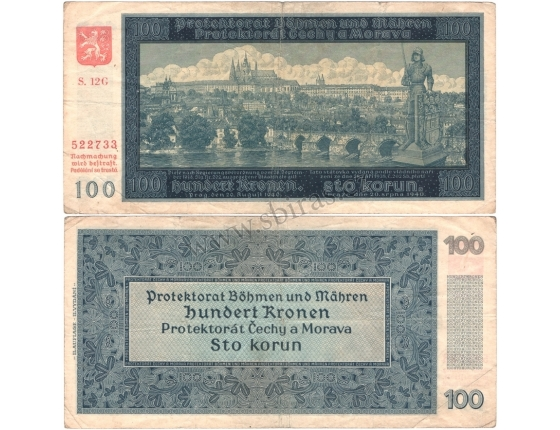100 Crown 1940