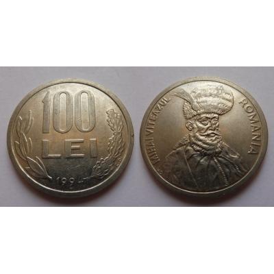 Rumunsko - 100 lei 1994