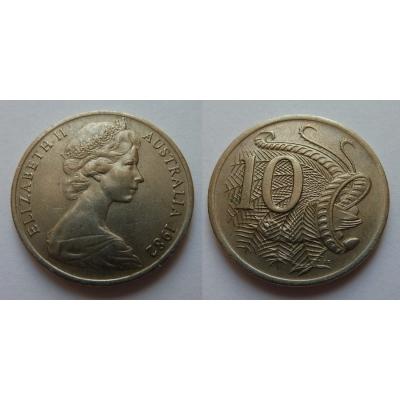 Austrálie - 10 cents 1982