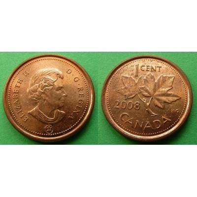Kanada - 1 cent 2008