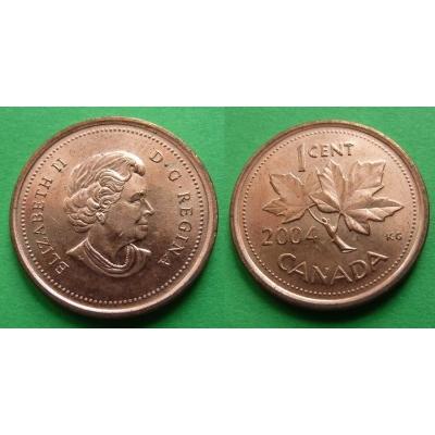 Kanada - 1 cent 2004