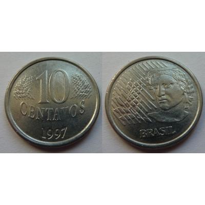 Brazílie - 5 centavos 1997
