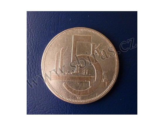 5 korun 1930