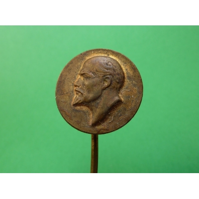 Lenin - odznak jehla, ZUKOV
