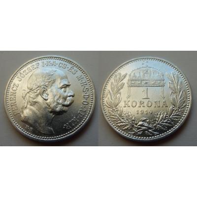1 Crown 1914