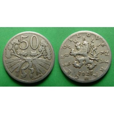 50 Heller 1927