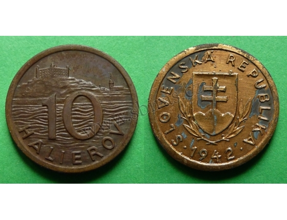 10 halierov 1939