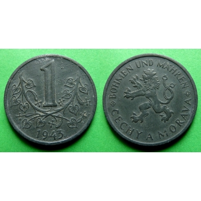 1 Kronen 1943