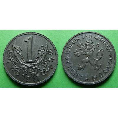 1 Kronen 1941