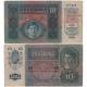 10 korun 1915, série 1083 bez přetisku