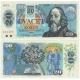 Slovensko - bankovka 20 korun 1988/1993, slovenský kolek UNC