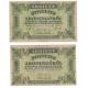 Maďarsko - bankovka 50 000 AdoPengo 1946