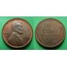 Spojené státy americké - 1 cent 1950