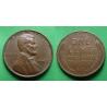 Spojené státy americké - 1 cent 1957 D