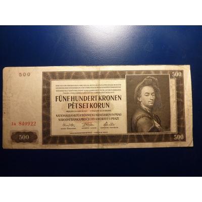 500 Kronen 1942 Ia