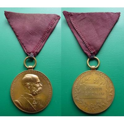 Medaile SIGNUM MEMORIAE 1848-1898